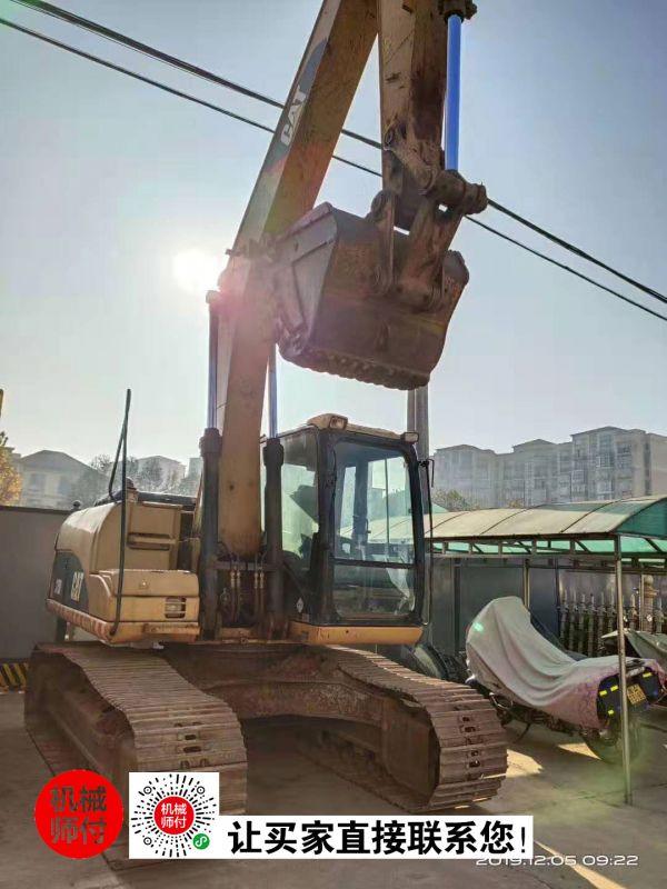 2012年进口挖机卡特315